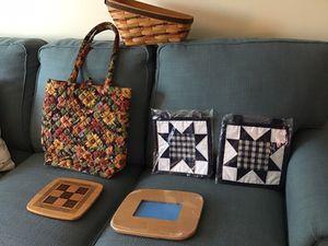 Longaberger assorted items for Sale in Woodbridge, VA