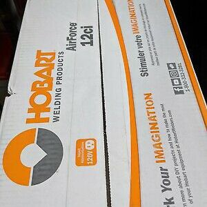 Hobart AirForce 12ci Plasma Cutter with Air Compressor (500564) new in box for Sale in Aliquippa, PA