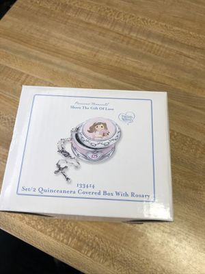 Precious quinceñiera Moments Jewelry box for Sale in Lake Forest, CA
