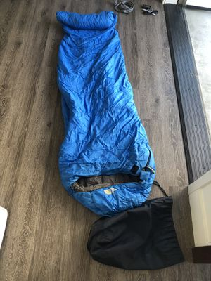 North face sleeping bag Long for Sale in Marina del Rey, CA