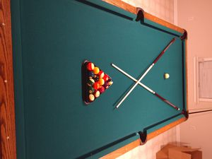 Full size Pool table for Sale in Lawrenceville, GA