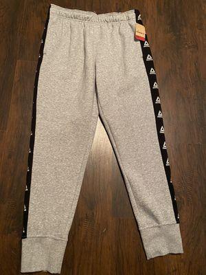 Reebok Heather Grey Large Training Sweatpants/ Joggers for Sale in Waxahachie, TX