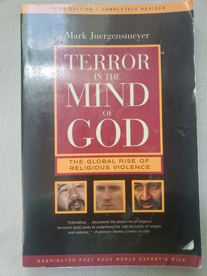 Terror in the Mind of God for Sale in Richland, WA