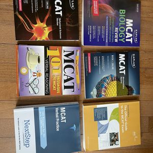 MCAT Books for Sale in Monroe Township, NJ
