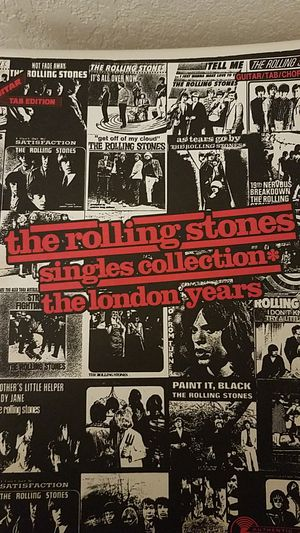 Rolling stones guitar tab edition for Sale in Colorado Springs, CO