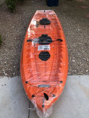 Tandem Kayak with two paddles - New for Sale in Irvine, CA