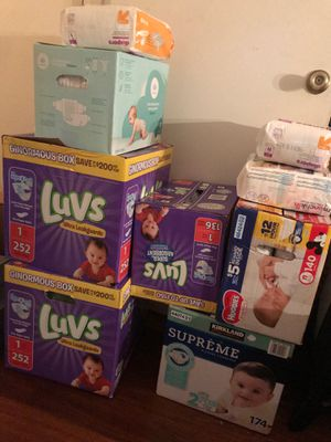 Diapers for Sale in Oakland, CA