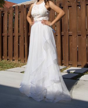 Two piece prom dress!!! for Sale in Miami, FL