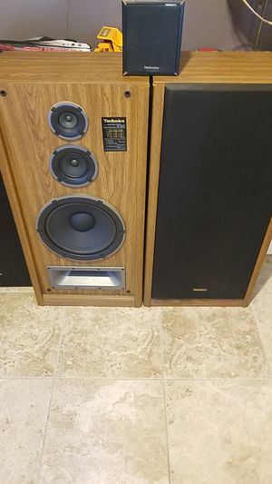 Technics speakers for Sale in Providence, RI