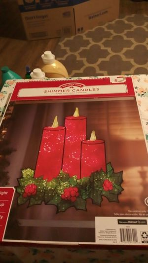 Shimmer canDles for Sale in Riverside, CA