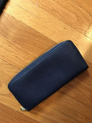 Navy wallet for Sale in Trumbull, CT