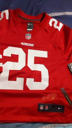 49ers jersey for Sale in Sanger, CA
