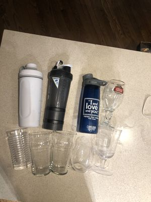 Drinkware Bundle for Sale in New York, NY