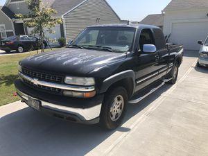 2002 Chevy Silverado 4x4 for Sale in Bethlehem, GA