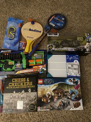 Toys and board games for Sale in Manassas, VA