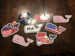 Vineyard Vines Sticker Collection for Sale in Newton, MA