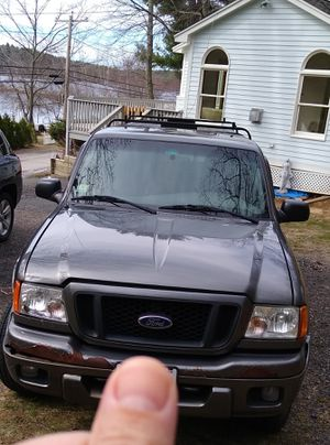 2005 Ford ranger 4x4 edge for Sale in Holland, MA
