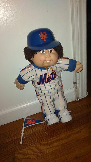 Vintage 1986 Mets cabbage patch kids doll for Sale in East Hartford, CT