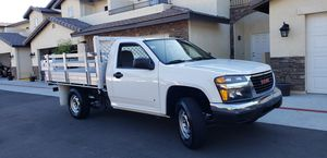 2006 GMC CANYON WORK TRUCK CLEAN TITLE SMOG READY 5 CILINDER AUTOMATIC 150MIlES MANUAL WINDOWS RUNS GREAT 150 MILES GOOD TIRES INF 760👍613👍19👍10 for Sale in Vista, CA