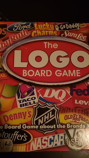 Logo board game for Sale in Traverse City, MI