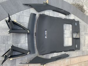 2002-2008 B6 B7 Audi A4/S4 black headliner incomplete for Sale in Burbank, CA