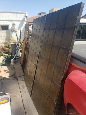 36x80 rustic doors for Sale in Phoenix, AZ