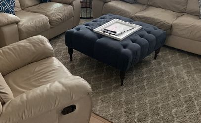 3 Piece Leather Couch Set for Sale in Springfield,  VA