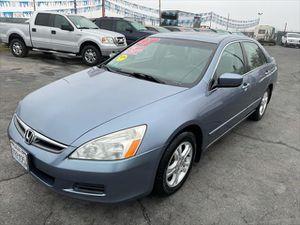 2007 Honda Accord for Sale in Livingston, CA