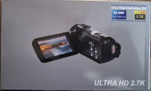 2.7K Camcorder for Sale in Greenbelt, MD