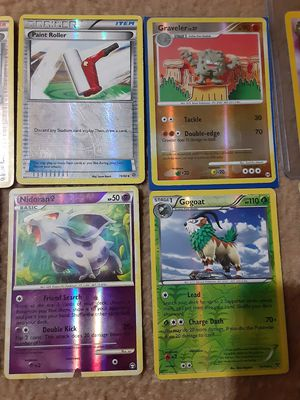 Holographic pokemon cards for Sale in Anaheim, CA