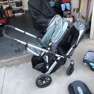 Uppa Baby Stroller Combo for Sale in Redlands, CA