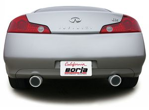 Borla Catback exhaust for the 03-07 G35 Coupe/350Z for Sale in Saint Robert, MO