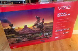 """65"""" VIZIO M657-G0 4K UHD HDR QUANTUM COLOR LED SMART TV 2160P *FREE DELIVERY* for Sale in Tacoma, WA"""