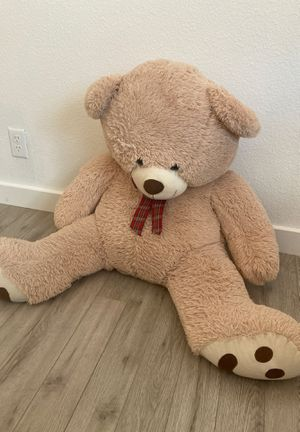 Large Teddy Bear in Need of New Home for Sale in Pflugerville, TX