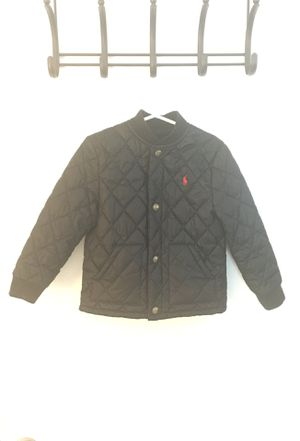 Polo Ralph Lauren Black Toddler Jacket for Sale in Tacoma, WA