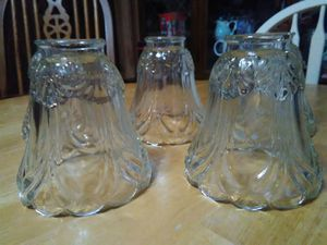 Light Fixture Glass Bells for Sale in Obetz, OH
