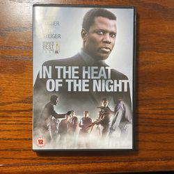 In The Heat Of The Night DVD (12) Region for Sale in Albany, NY