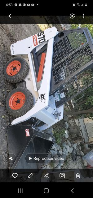 Bobcat 463 w/s70 for Sale in Irwindale, CA