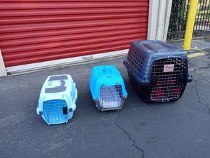 Dog Kennels (Small, Medium, XL(SOLD)) for Sale in Sacramento, CA