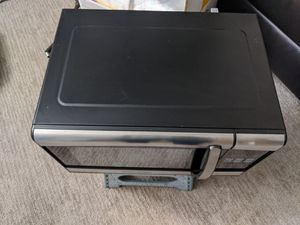 Black decker microwave oven for Sale in Sunnyvale, CA