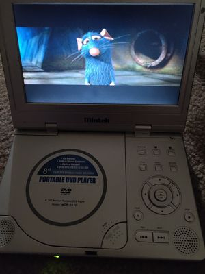 PORTABLE DVD PLAYER for Sale in Huntington Beach, CA