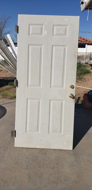 Exterior door for Sale in Hesperia, CA