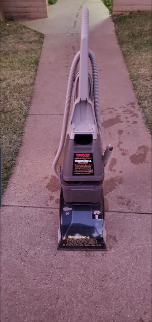 hoover steam cleaner carpet washer. for Sale in Fort Worth, TX