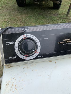 Gas dryer for Sale in Independence, KS