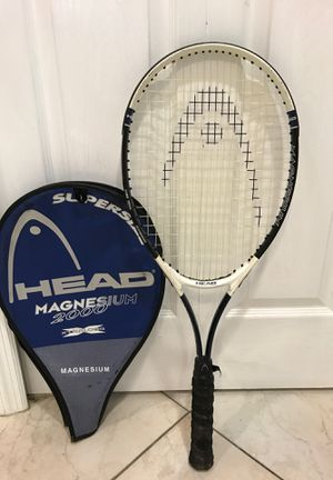 Tennis Racket (Head - Magnesium 2,000) for Sale in Lake Mary, FL