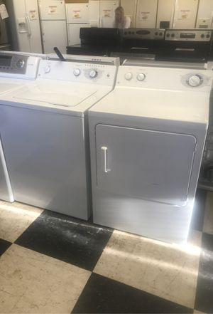GE Matching Washer & Dryer Set for Sale in Hendersonville, NC