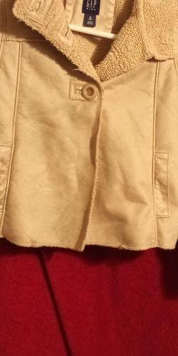 Gap Size 8 Tan Coat for Sale in Portland,  OR