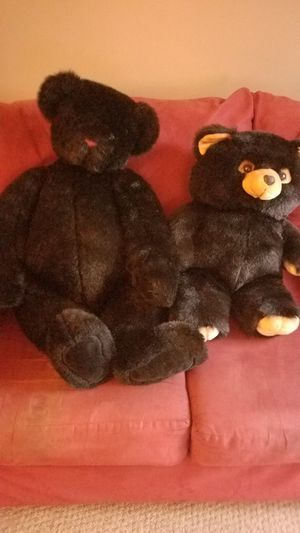 2 Teddy Bears for Sale in Warwick, RI