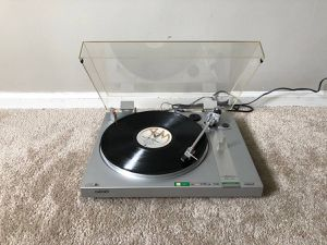 Sony Record Player Turntable for Sale in Mount Prospect, IL