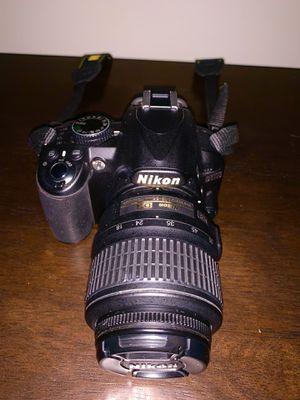 NIKON D3100 Camera for Sale in Chicago, IL
